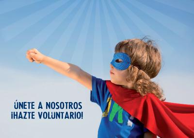 Campañas de sensibilización de la Federación Riojana de Voluntariado Social