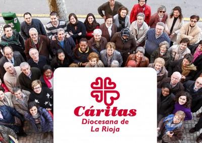 Implantación Social en Cáritas La Rioja