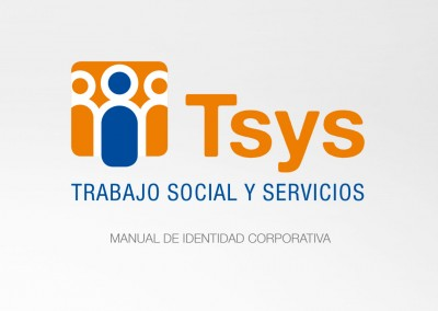 Manual de imagen corporativa de Tsys