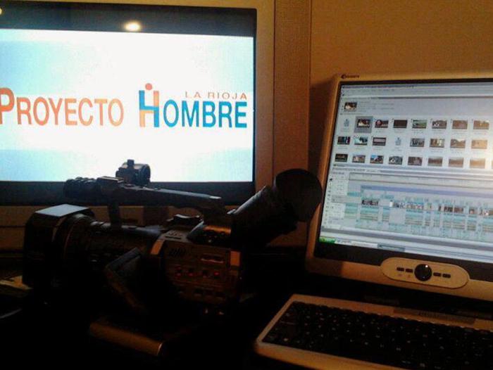 Vídeo corporativo de Proyecto Hombre