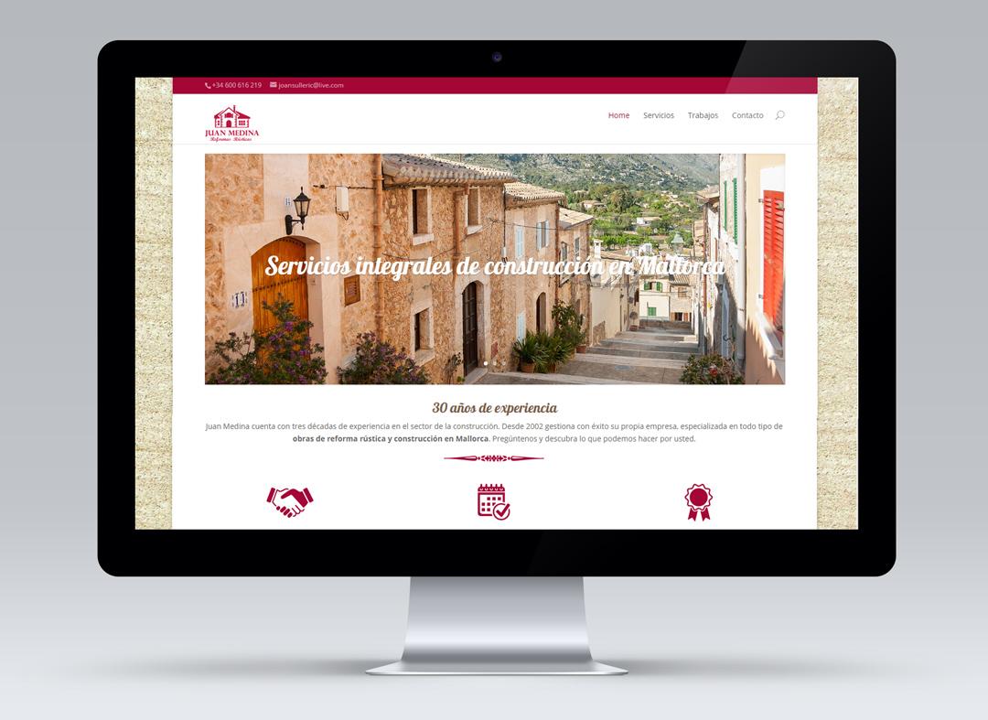 Communicadia crea y mantiene la página web www.reformarustica.com