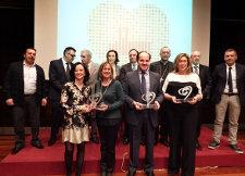 Premios Empresas con Corazón de Fundación Cáritas Chavicar