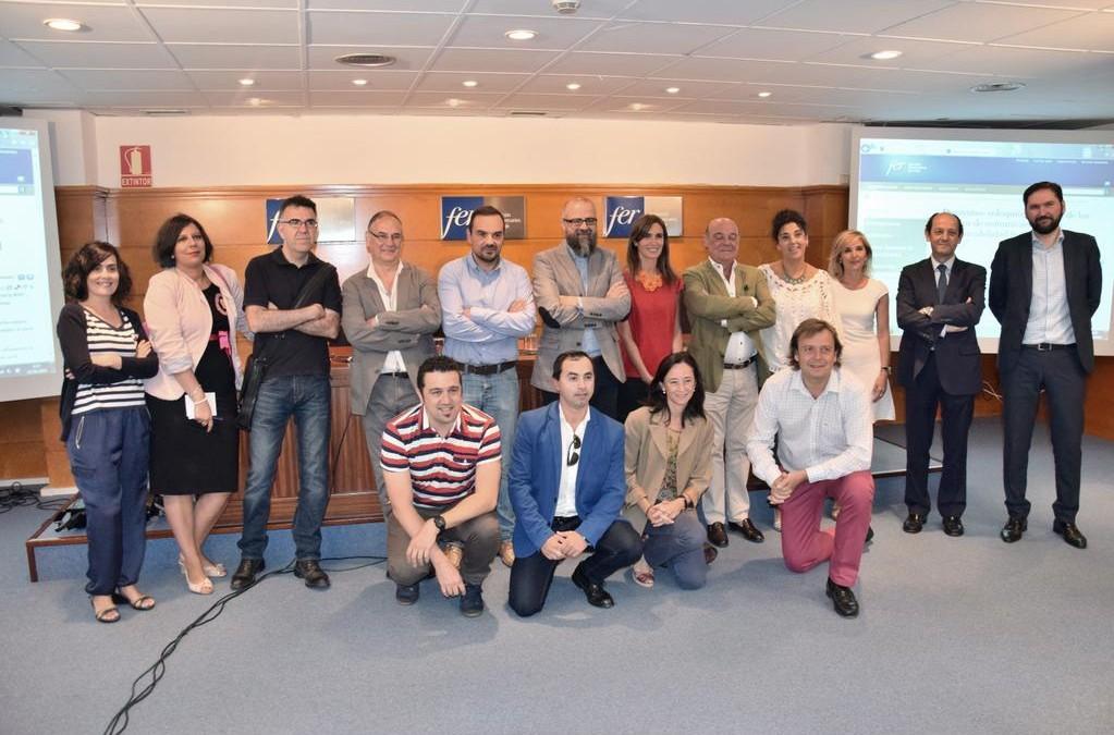 Communicadia participa en una jornada sobre RSE en la Federación de Empresarios