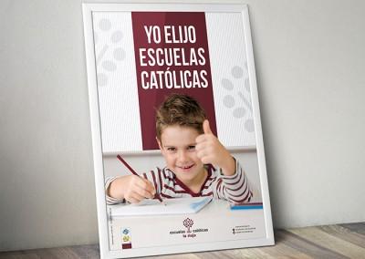 """""""Yo elijo… Escuelas Católicas"""""""