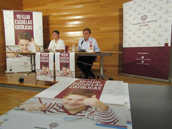 Presentación pública de la campaña en rueda de prensa