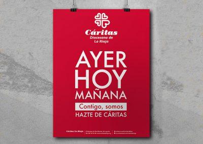 "Campaña de captación ""Ayer, Hoy y Mañana"""