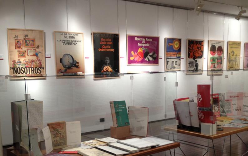 Exposición histórica de Cáritas y Chavicar, una gran experiencia