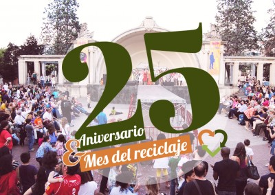 «Mes del Reciclaje» de Fundación Cáritas Chavicar