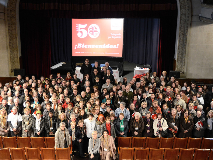 Asamblea anual de Cáritas La Rioja