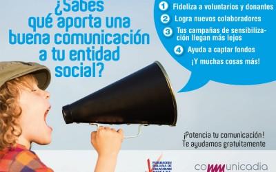 Trabajamos en un estudio sobre la comunicación de ONG riojanas