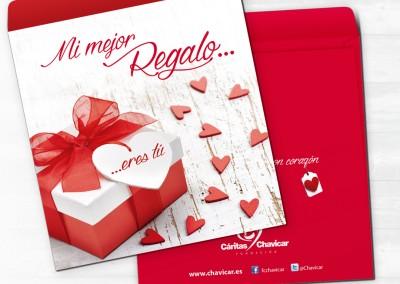 Campaña «Mi mejor regalo eres tú»