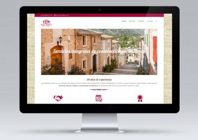 Página web de Reforma Rústica
