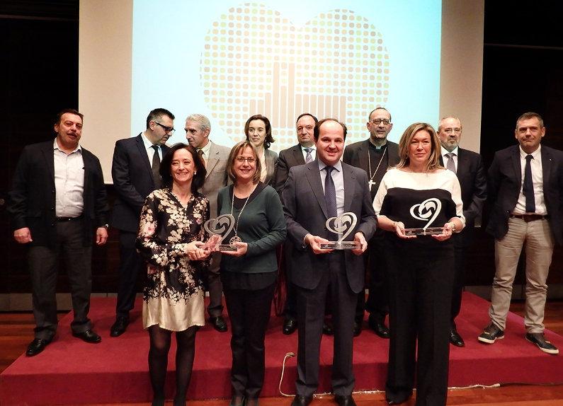 Premios Empresas con Corazon de Chavicar