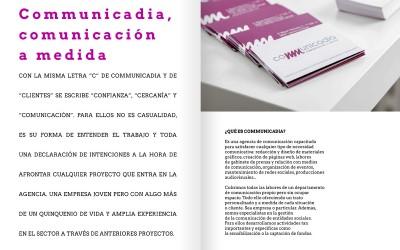 Communicadia, protagonista en el último número de la revista del CEdiR