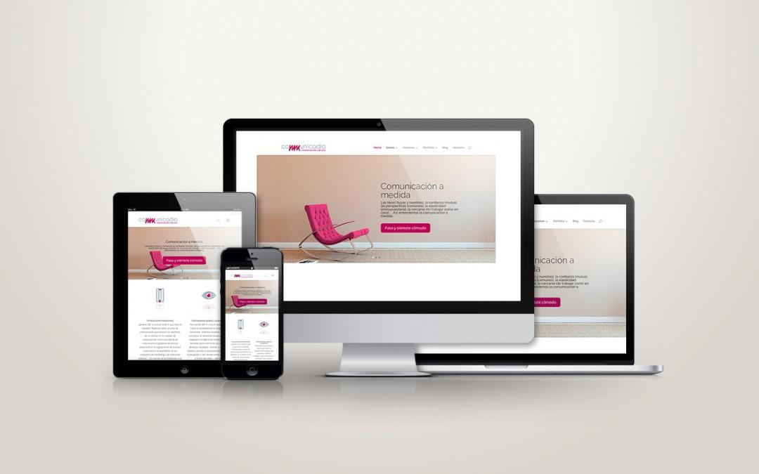Las web 'responsive' vienen con premio
