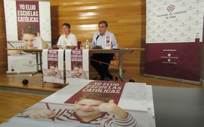 Escuelas Católicas La Rioja confía en Communicadia el lanzamiento de su campaña institucional «Yo elijo…»