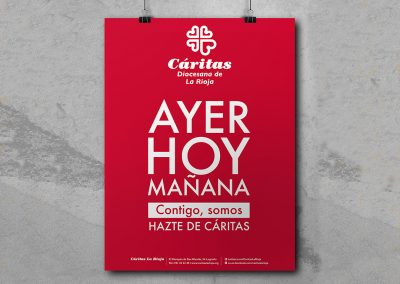 Campaña de captación «Ayer, Hoy y Mañana»