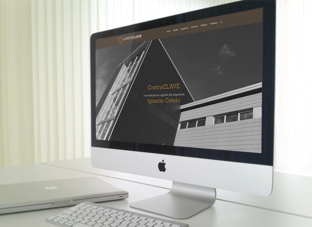 Desarrollo web de Contraclave