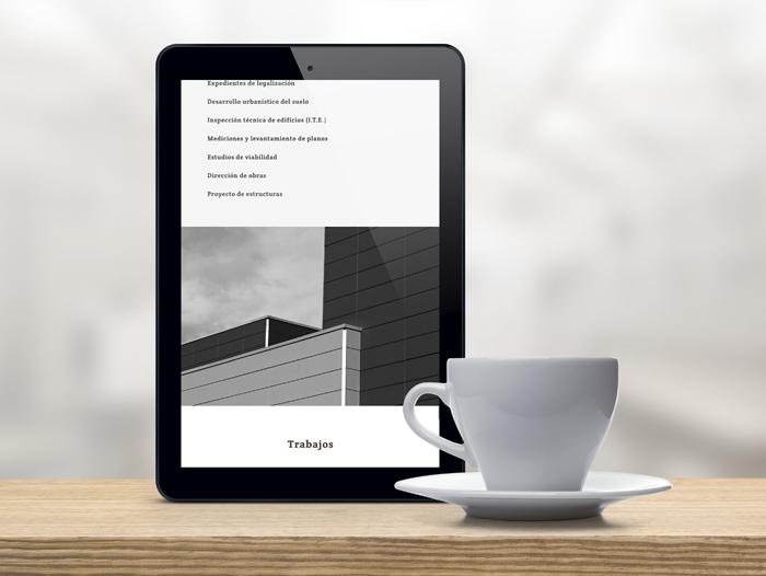 Creación de página web de Contraclave