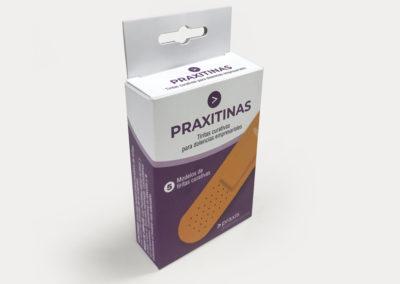 Acción de marketing directo para Praxis